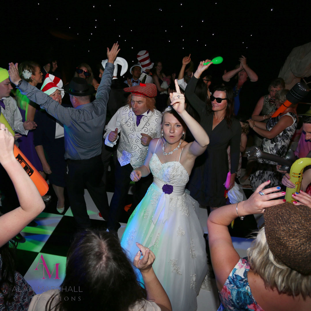 Fun Weddings with a Party Pack