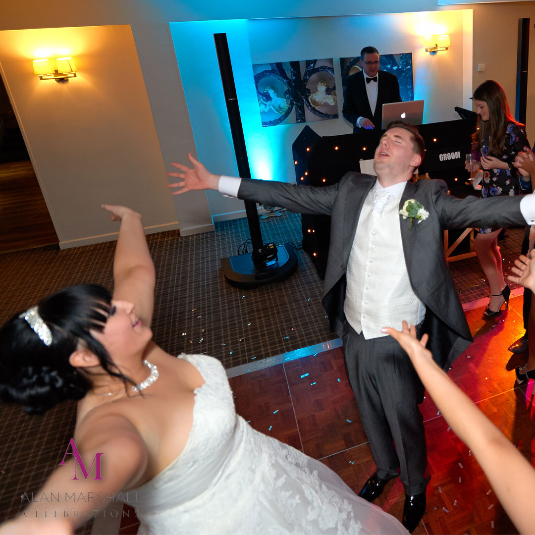 Is Your DJ Match Ready and adaptable to suit you and your guests?