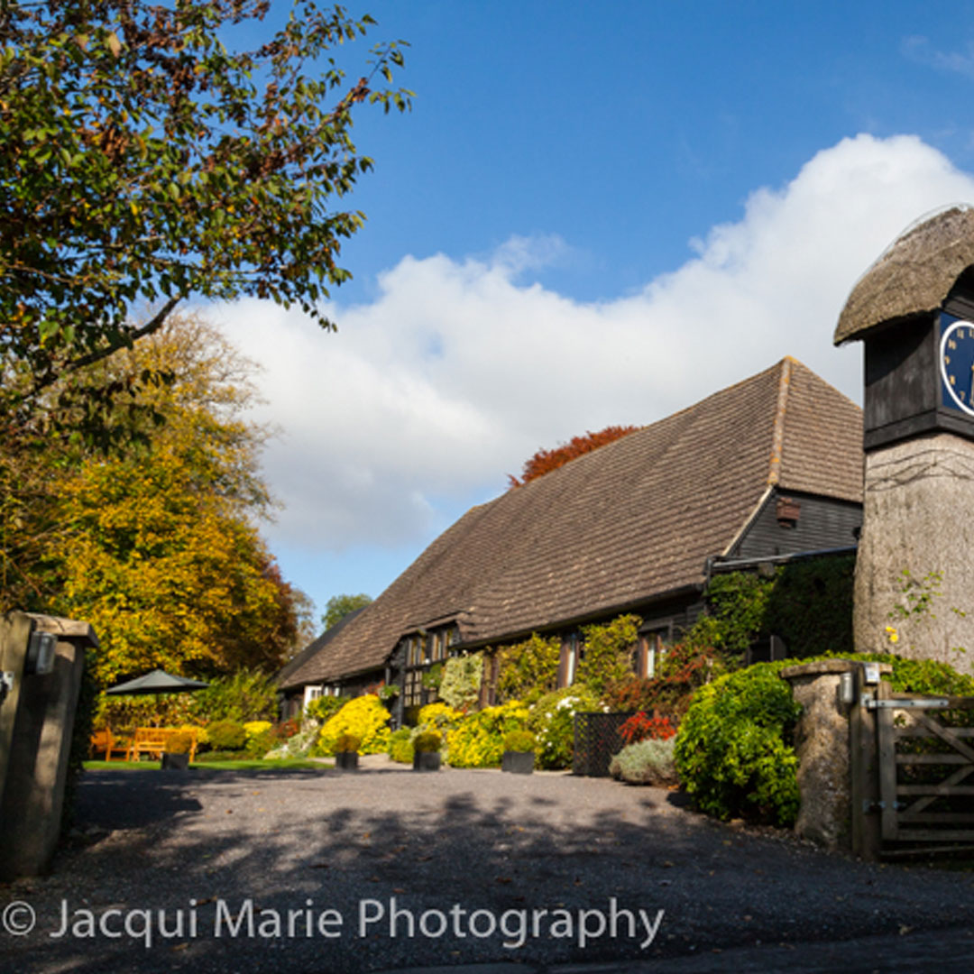 Clock Barn Hampshire Wedding DJ Venue
