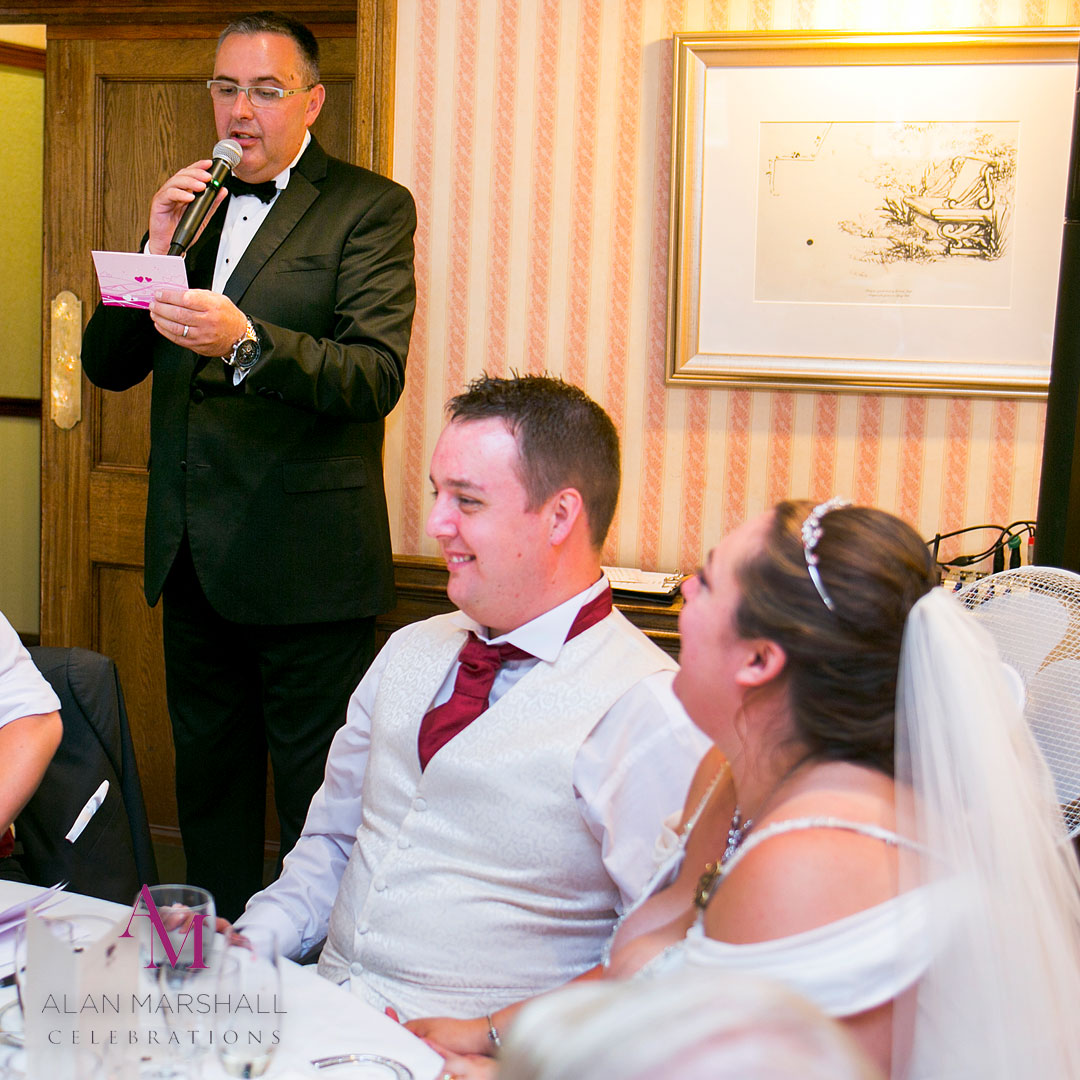 Why a Master of Ceremonies at your wedding?