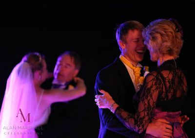 Luke & Keira's Father Daughter & Mother Son Dance Marquee Wedding Southampton