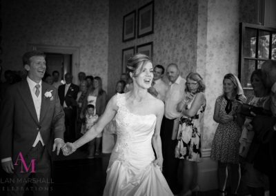 Matt & Ellie's First dance at the Elvetham Hotel