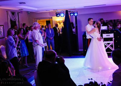Sophie & Ashley's First dance Highfield Park