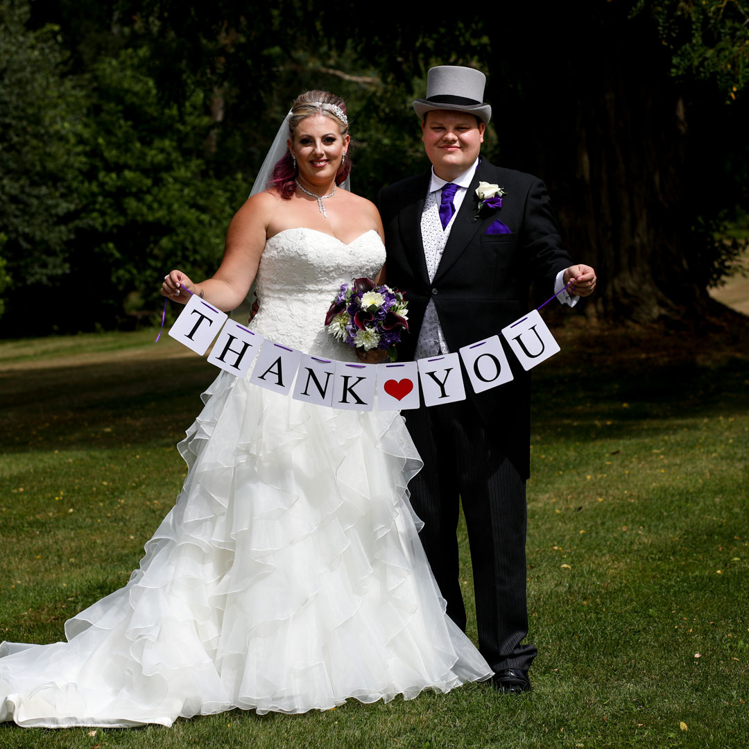 Wasing Park, Berkshire – Charlotte and Brian's Fantastic Wedding