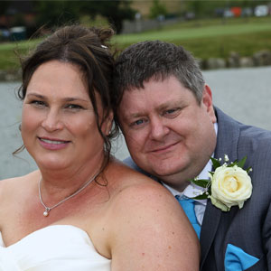 Angela and Mark, Ageas Bowl Wedding