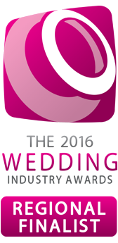 2016 Regional Finalist 2017 Wedding Industry Award for Hampshire Wedding DJ, Alan Marshall