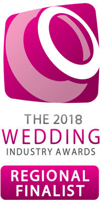 Wedding Awards 2018 Regional Finalist